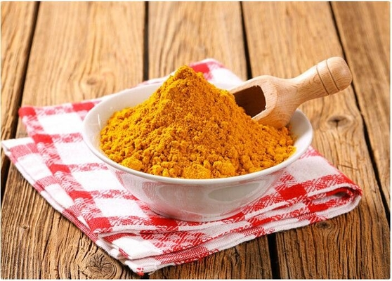 95.0% Curcumin Natural Plant Extracts Turmeric CAS 458-37-7 For Anti Inflammatory